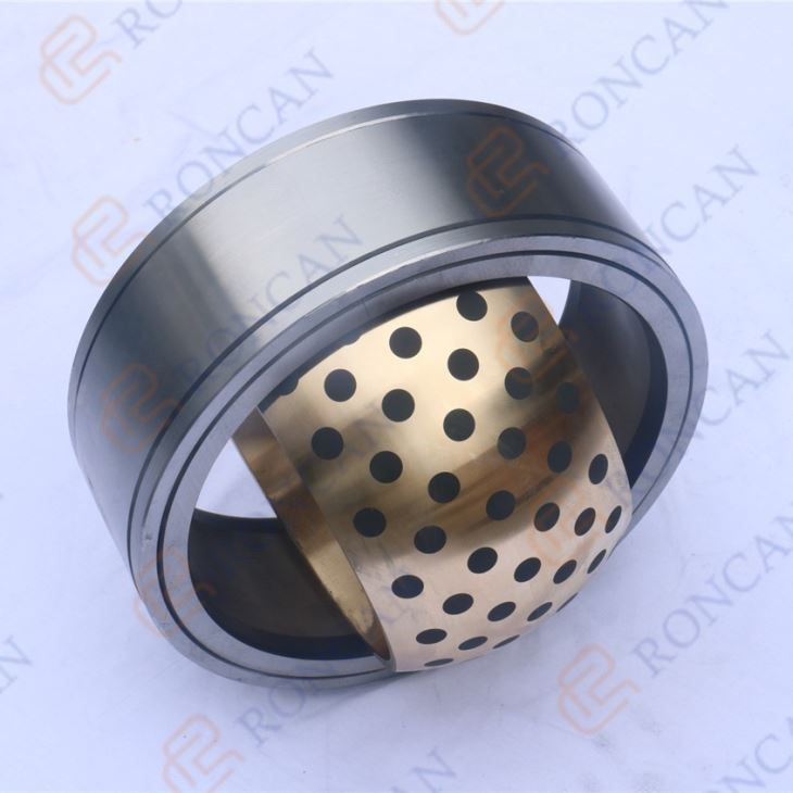 Radial Spherical Plain Bearings GEC..XF/Q