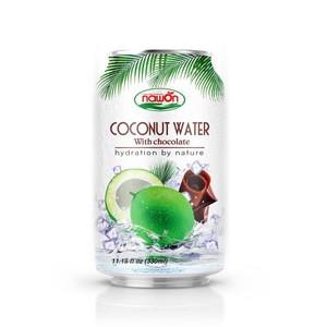 11.15 fl oz NAWON 100% Pure oem Coconut water with Mango