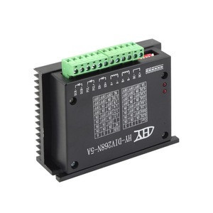 1pc TB6600 0.2-5A CNC controller driver tb6600 Single axes Two Phase Hybrid Stepper Motor Driver Controller Brand New