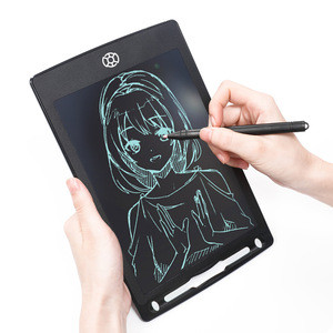 2018 New arrival 8.5 inch 10 inch electronic erasable magnetic drawing board for children toys for kids