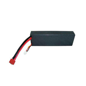 3300mAh 35C 7.4V 11.1V 14.8V 2S 3S 4S Lipo Battery for RC Car/Truck with hard case