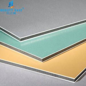 Aluminum sandwich panel aluminum composite panel 4x8 plastic sheets