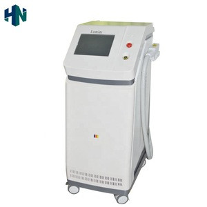 CE Approved Multifunctional Medical SHR+OPT+Elight+ RF +Laser IPL machine