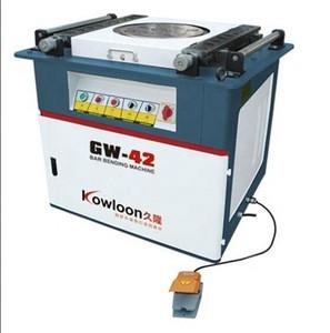 Construction machinery tool GW42 high security key rebar bending machine for sale