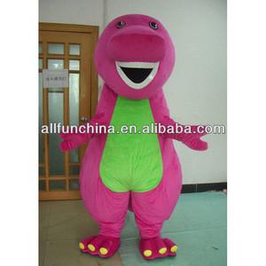 Custom Costumes/Mascot Design ( barney)