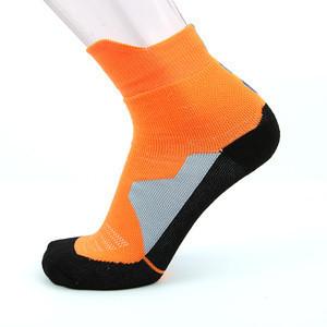 Custom high socks quality tape sport men and women socks