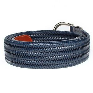 [ DOMODOSSOLA ] Mesh Belt - made in Japan