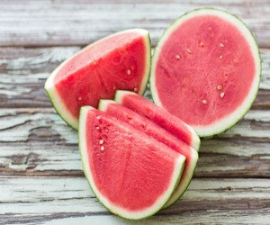 Fresh watermelon and melon with reasonable price