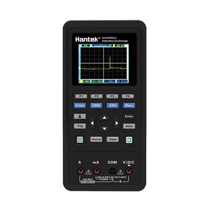 Hantek2D82Auto III Kit 4 in 1 Automotive Digital Oscilloscope + Multimeter +Automotive Diagnosis+Waveform Generator