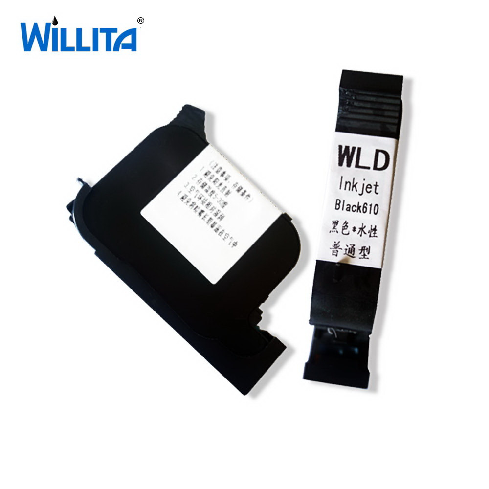 Import High Quality Solvent Ink Cartridge For Thermal Ink Jet Coding Systems from China
