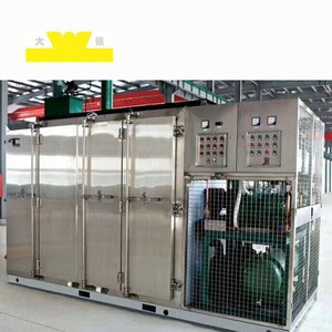 Industrial Plate Contact Cold Room Freezer Machine
