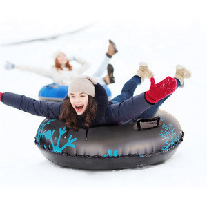 Inflatable Snow Toys Snow Tube  Sled for Winter outdoor sports