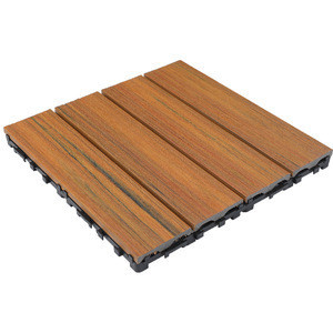 Low Price! Outdoor Wood Plastic Composite  DIY 300*300
