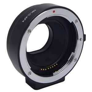 MEIKE for Canon Micro Single EOS M to EF/EF-S Lens Adapters Ring Use as SLR Lenses