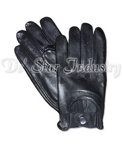 Men car driving glove