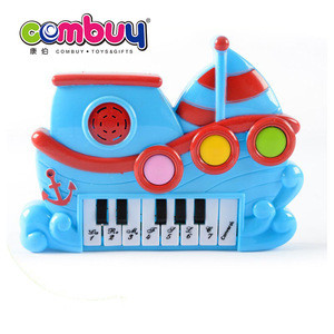 Most popular plastic instrument play toy kids musical electronic organ