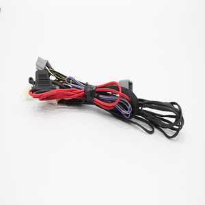 Motorcycle wire harness wire harness Folding harness for honda