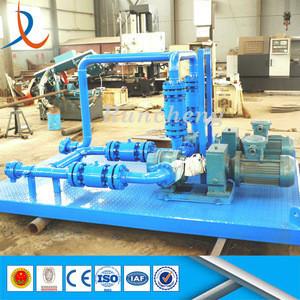 Oilfield crude oil transfer pump / high pressure crude oil transfer pump