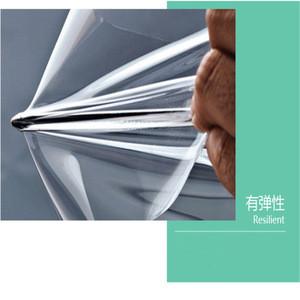 Transparent  High Strength TPU Film For Making Shoes Materials