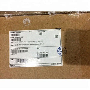 USG6350-AC ac host 4GE electricity +2GE Combo 4GB memory 1 ac power supply including SSL VPN 100 users HUAWEI firewall