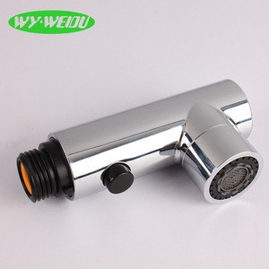 Water saving kitchen faucet kitchen accessories plastic shower nozzle