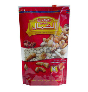 Wholesale Aluminum Foil Insulation Retort Pouch For Snack / Meat Packaging
