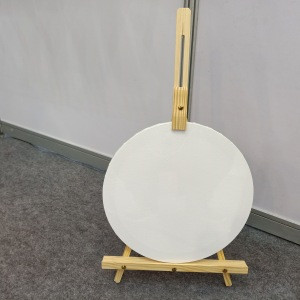 Wholesale quality guarantee wooden tabletop easel stand for artist painting display