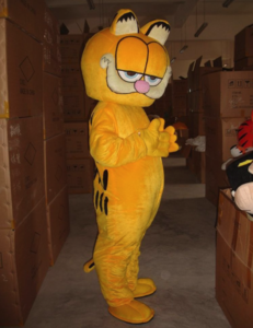 Windranger - Plush mascot suits disfraz de garfield costume