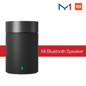 Wireless Bluetooth4.1 Cylinder Acoustic Speaker Xiaomi,battery reservation, PC+ABS component
