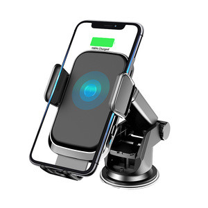 Wireless Car Charger Holder Original Quality For Iphone Fast Charging Phone Holder Mount In Car 2020 New Car Charger Holder