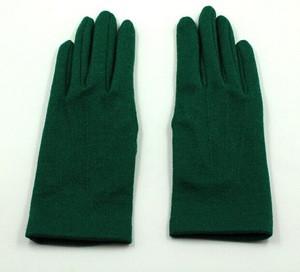 Womens Warm fashion wool angora gloves