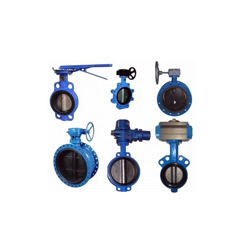 Import soft seated metal seat butterfly valve from China
