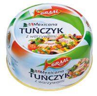 Tuna salad Mexicana 280g