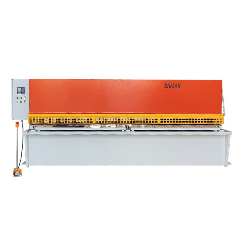 QC12Y stainless steel metal sheet iron plate sheet CNC hydraulic guillotine shearer guillotine shearing machinery