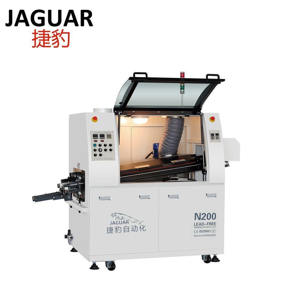 Jaguar wave soldering N200