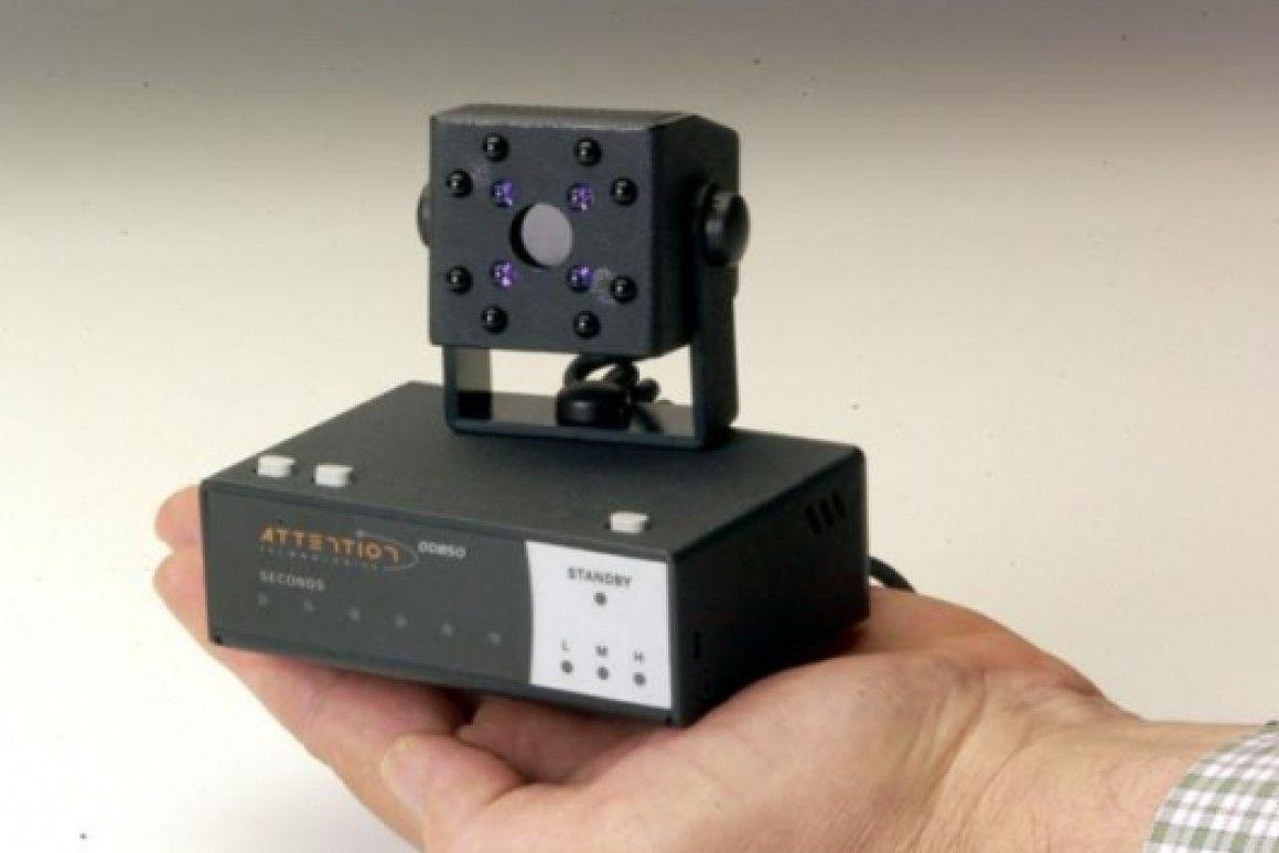 DD850 Driver Fatigue Monitor