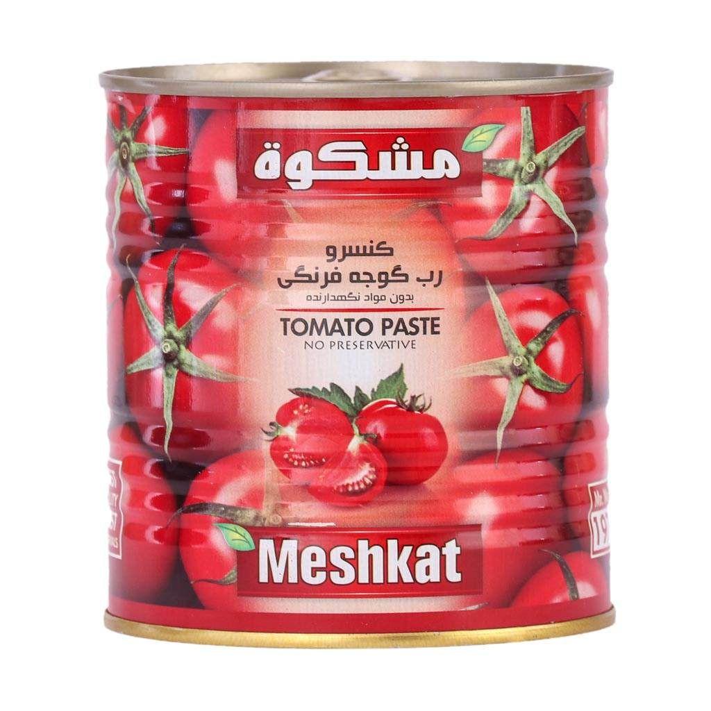 Tomato Paste, Canned Tomato Paste