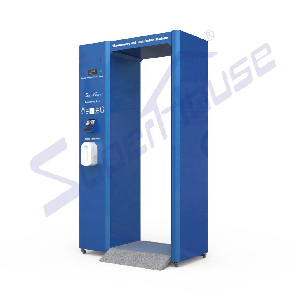 Customize indoor and outdoor virus disinfection machine