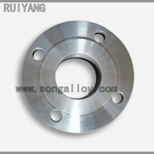 Stainless Steel Forged flange (PL, BL, SO, WN)