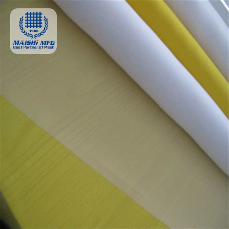 Clothes lined with polyester printed mesh