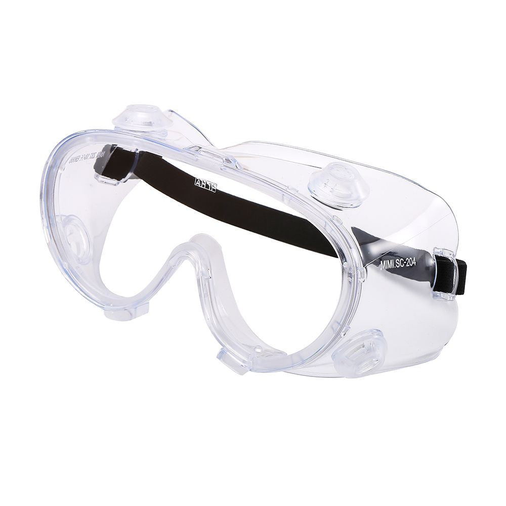 Industrial Laboratory Anti Splash Saliva Fog Medical Enclosed Safety Goggles Protective Eye Safety Glasses Goggle