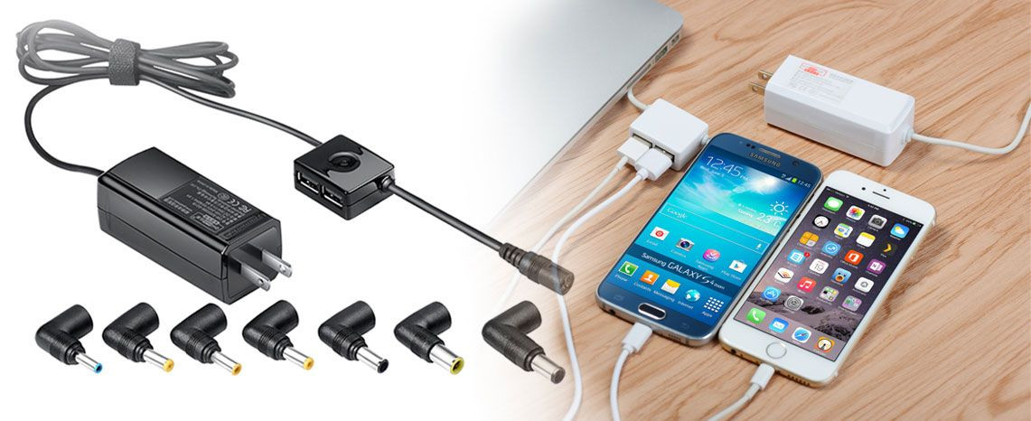 Chargers for iPhone and Android Smartphones, Laptops, Tablets