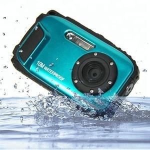 16MP 2.7 Inch Screen Underwater 10 Meter Original Body Waterproof Digital  Camera