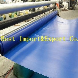 2mm Blue color HDPE Geomembrane for swimming pool