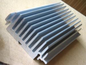 6063 T5 Customized Deep Processing Aluminium Heatsink Extrusion