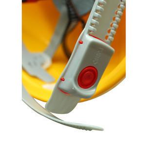 CE EN397 Approval Powerful Design Premium Construction Safety Helmet