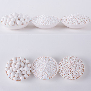 China supplier high quality Activated Alumina ball for Defluoridation of drinking water