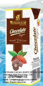 Chocolate Drink - Mix with Strawberry, Egg Yolk, Hazelnut, Origin, Vanilla