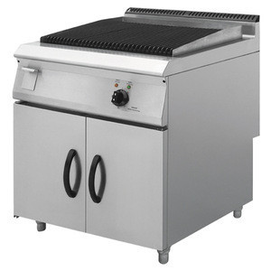 Cosbao commercial electric restaurant charbroiler equipment (BN900-E806 stretched surface)