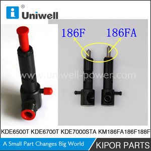 Diesel Engine Generator Parts 170F173F178F186FA188F fuel injection pump